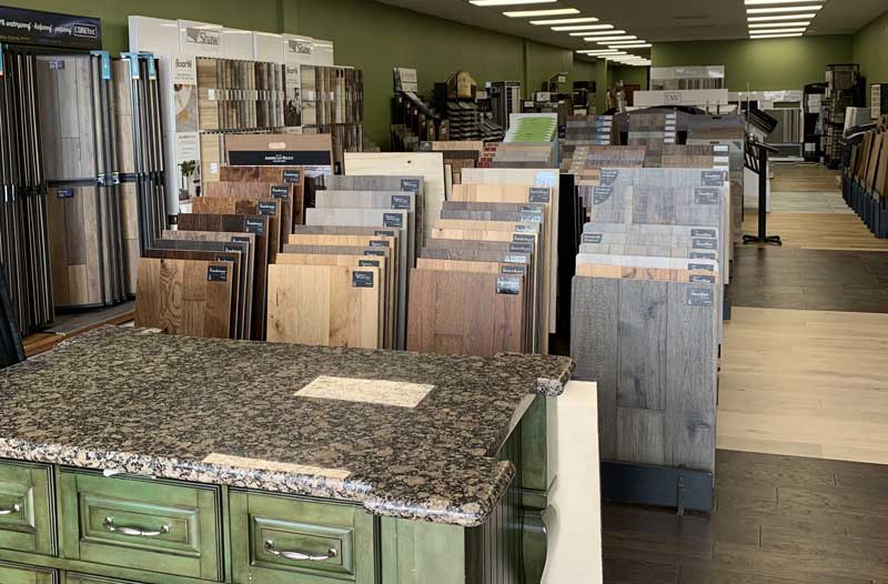 FLOHR Flooring Showroom in Austin, TX